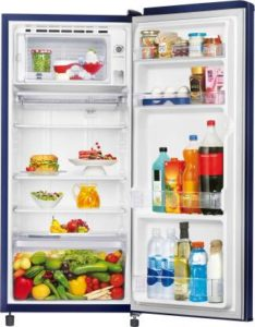 Whirlpool 190 L Direct Cool Single Door 4 Star Refrigerator INNER-min