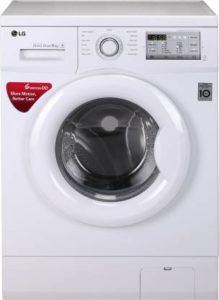 LG 6 kg Inverter Fully-Automatic Front Loading Washing Machine-min