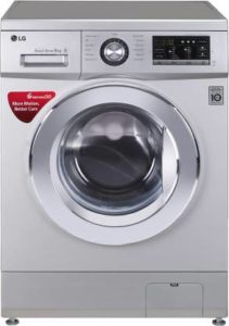 LG 8.0 Kg Fully Automatic Front Loading Washing Machine-min