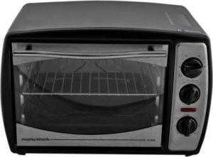 Morphy Richards 18 RSS 18-Litre Stainless Steel Oven Toaster Grill-min