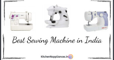 Best Sewing Machine in India 2020 for Home Use