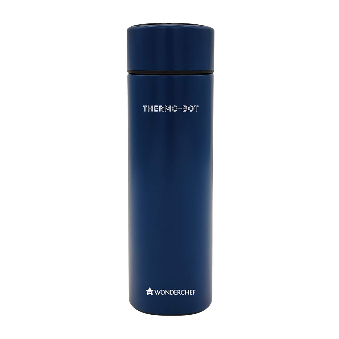 Wonderchef-Thermo-Bot-450ml-Navy-Blue