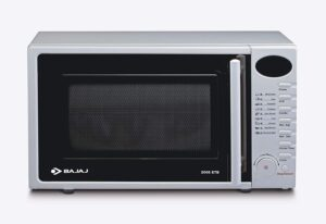 4. Bajaj 20 Litres Grill Microwave Oven with Jog Dial