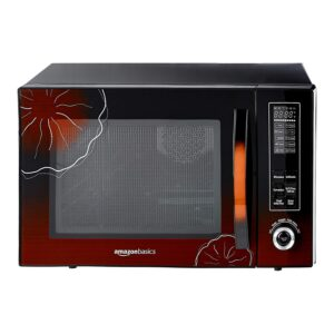 6. AmazonBasics 30 L Convection Microwave