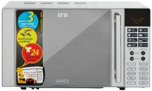 7. IFB 20 L Convection Microwave Oven