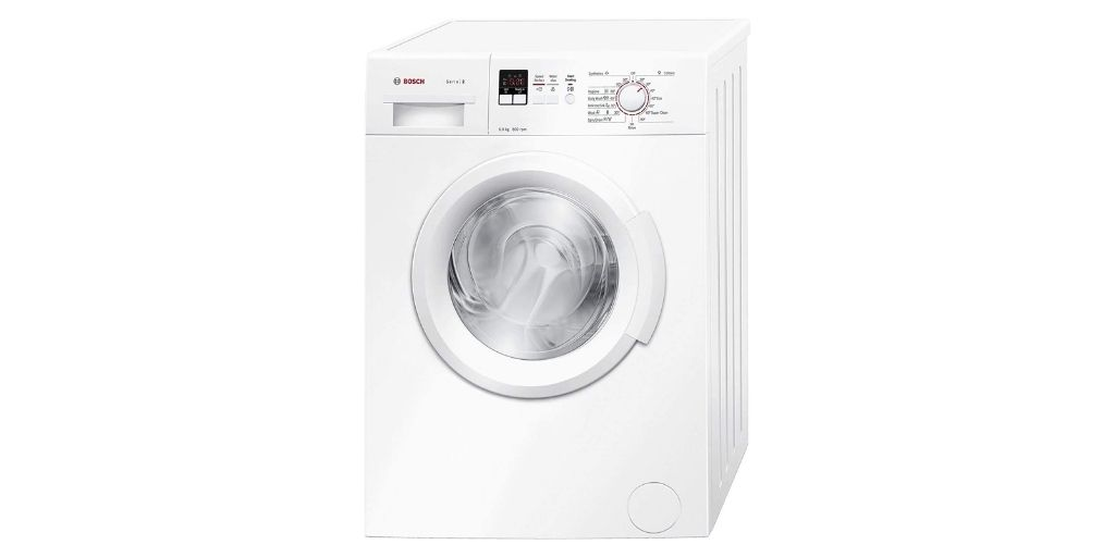 Bosch 6 kg 5 star Fully Automatic Front Loading Washing Machine with